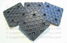 SQUARE Rubber Pads for BENWIL Model TP-45 & TP-9 / Set of 4