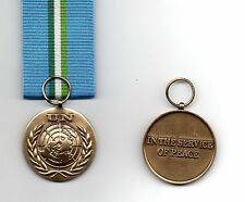 UNITED NATIONS MEDAL FOR  NEW GUINEA