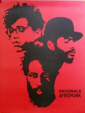 AFROPUNK POSTER, THE ORIGINALS  (Z4)