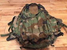 EAGLE INDUSTRIES WOODLAND JUMPABLE AIRBORNE ASSAULT PACK NSW SOF *RARE*