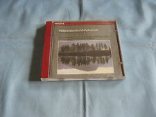 Violin Concerto Violin Romances Nos.1+2 CD Philips ‎420 348-2 NO MFSL Beethoven