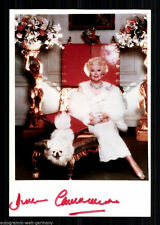Barbara Cartland (+2000) Top foto ORIG. sign., entre otros, vulnerables amor + G 6463
