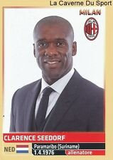 SEEDORF # NETHERLANDS AC.MILAN RARE UPDATE STICKER CALCIATORI 2014 PANINI