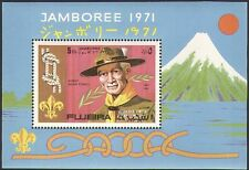 Fujeira 1971 Scouts/Scouting//Baden Powell/Jamboree/Mt Fuji 1v m/s (b2799)