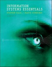 Information Systems Essentials by Stephen Haag and Maeve Cummings (2006,...