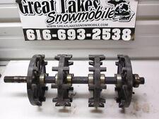 Ski Doo MXZ REV GTX 600 800 Snowmobile Track Driveshaft REV GSX Renegade 500SS