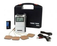 TENS 7000 Digital Back Pain Relief System Unit For Muscle & Joint Aches  NEW