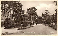 Olton near Solihull. Grange Road # OTN 6 by Frith.