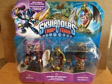 SKYLANDERS TRAP TEAM - Rare - MIRROR OF MYSTERY ADVENTURE PACK