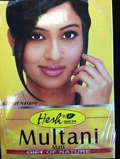 Hesh Multani Mati Powder 100 G(3.5 Oz)-Skin Care Natural Cleanser-8901701101107
