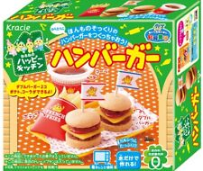 New Hamburger Popin' Cookin' kit DIY candy by Kracie