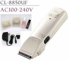 HITACHI Rechargeable Hair Clipper Electric 100-240V CL-8850UF With Tracking