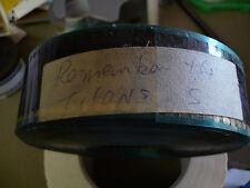 REMEMBER THE TITANS, orig 35mm trailer [Denzel Washington]