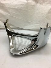 SUZUKI M109R Hard Metal Chrome Plated Chin Spoiler With Mesh