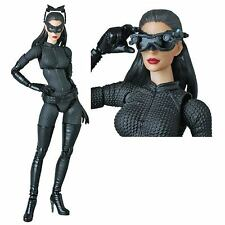 Batman ~ DKR Movie ~ SELINA KYLE #009 ~ MAFEX Series Figure by Medicom Toys