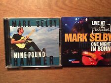 Mark Selby [2 CD Alben] Live at Rockpalast -One Night in Bonn+ Nine Pound Hammer
