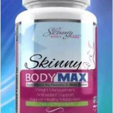 Skinny Body Max Appetite Suppressant Glucomannan Pills Fiber Care ~ Sealed