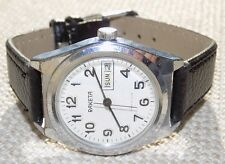 "COLLECTION MECHANICAL SOVIET WATCHES ""RAKETA""16 Jewels 1975"
