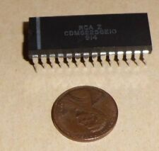 RCA CDM62256E10 Static RAM SRAM IC 8X32K 28-pin DIP Integrated Circuit CMOS