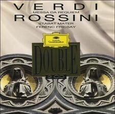 Guiseppe Verdi: Messa Da Requiem; Gioacchino Rossini: Stabat Mater Kim Borg, Ma