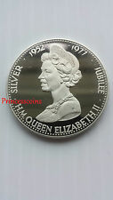 1977*UNC*QUEEN ELIZABETH II SILVER JUBILEE SOUVENIR MEDAL PROOF STRUCK IN CASE