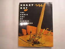 Krazy Kat, The Comic Art of George Herriman, Softcover, 1986