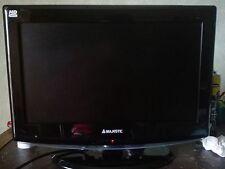 Monitor TV Majestic DVX119D HD Ready con lettore dvd integrato e usb recorder