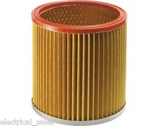 GENUINE KARCHER NT301 K2001 K2201 K3011 CARTRIDGE FILTER 64143540