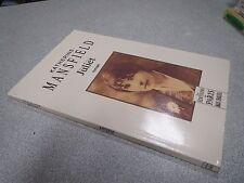 JULIET KATHERINE MANSFIELD LES EDITIONS DE PARIS MAX CHALEIL*