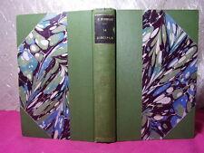 PAUL BOURGET / LE DISCIPLE  ex_libris 1889