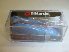 DIMARZIO ISCV2 Evolution Single Coil MIDDLE Electric Guitar Pickup - BLUE