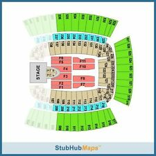 Guns N Roses 2 Tickets 07/12/16 (Pittsburgh) Heinz Field