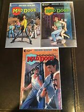 MAD DOGS #1 2 3 COMPLETE SET MINI SERIES HIGH GRADE NM