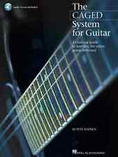 CAGED SYSTEM FOR GUITAR  - GUITAR TAB BOOK 696047