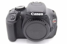 Canon EOS 600D ( Rebel T3i / Kiss X5) 18MP 3''SCREEN DSLR CAMERA WITH BATTERY