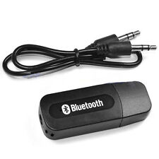 USB Inalámbrico Bluetooth Estéreo Audio Música 3.5mm Adaptador receptor Dongle