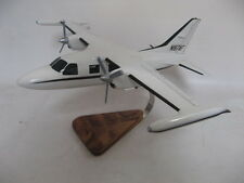 Mitsubishi MU-2 Short Version Airplane Desktop Wood Model B