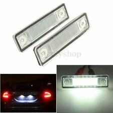 LED Number License Plate Light For Vauxhall Opel Corsa B Astra F G Vectra Omega