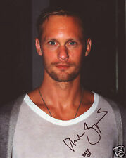 ALEXANDER SKARSGARD TRUE BLOOD AUTOGRAPH SIGNED PP PHOTO POSTER 1