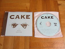 CAKE I Will Survive 1997 UK collectors CD single