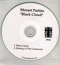 (CI68) Mozart Parties, Black Cloud - DJ CD