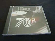 THE SUPER 70'S ULTRA RARE SEALED CD! MUD CANNED HEAT CHICAGO BAY CITY ROLLERS