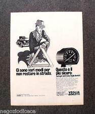 N349 - Advertising Pubblicità - 1968 - VEGLIA BORLETTI CONTAGIRI ELETTRONICO