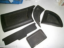LAND ROVER FREELANDER  COMPLETE SET OF RUBBER DASH MATS  (1)