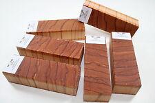 mg240-x-cut Ebiara super schöne Messergriff Block X-Cut Maserung Knife Blank