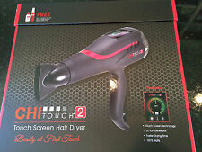 CHI FAROUK TOUCH SCREEN 2 LOW EMF PROFESSIONAL HAIR DRYER - NEW - 2nd GENERATION