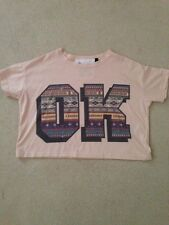 Top  Shop Women's T Shirt Size 8
