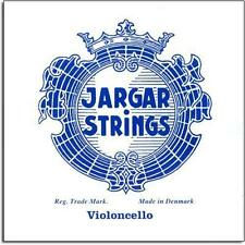 Genuine Jargar Cello  String Set  4/4  Medium