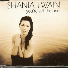 You're Still the One by Shania Twain - CD Single (1998)