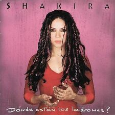 Shakira (Donde Estan Los Ladrones) By Shakira CD